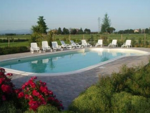 Agriturismo Zorz - La piscina