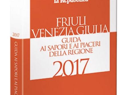 Agriturismo Zorz nella GUIDA AI SAPORI 2017 di Repubblica